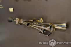 Eight Note Carriage Horns
