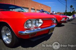 South Coast Corsa Corvair Show