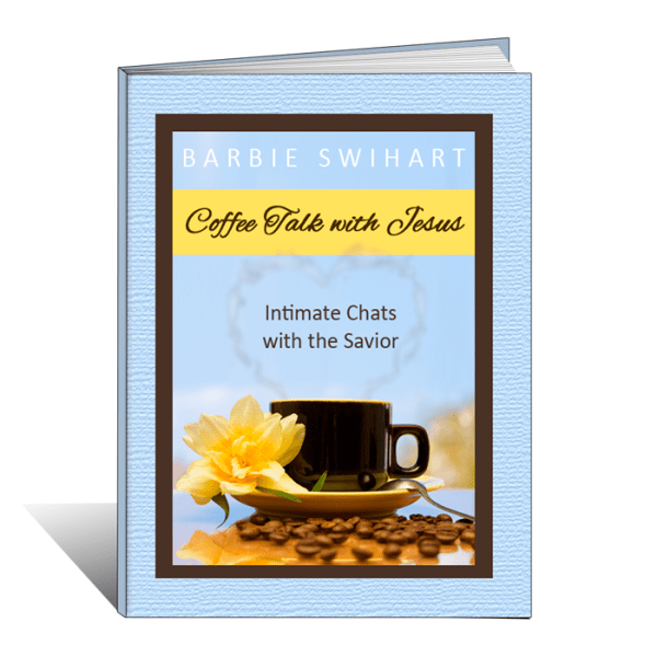 Coffee Talk With Jesus {Book Review}