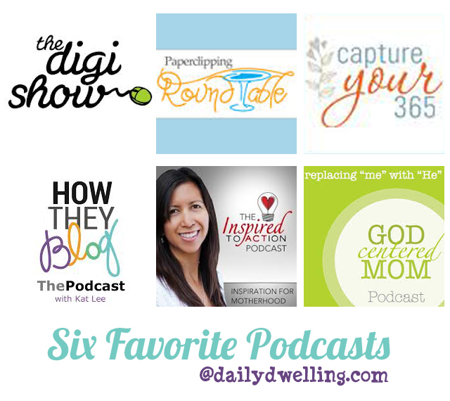 Six-Favorite-Podcasts
