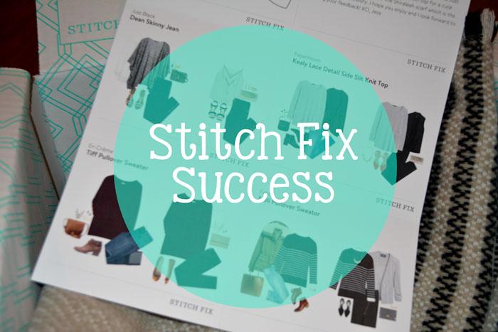 Stitch Fix Success
