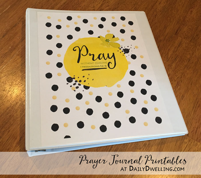 photo about Printable Prayer Journals named Prayer Magazine Printables Current