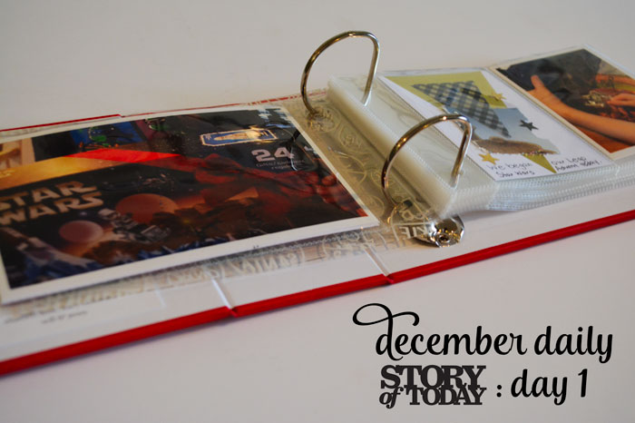 december-daily-day-1