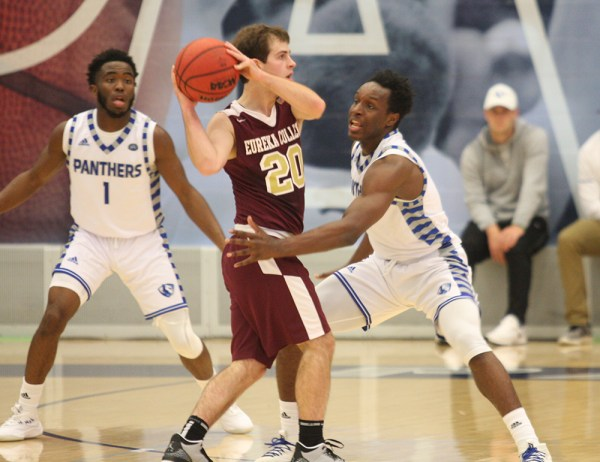Men's basketball wins exhibition over Eureka – The Daily ...