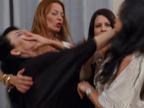 mob wives fight, vh1