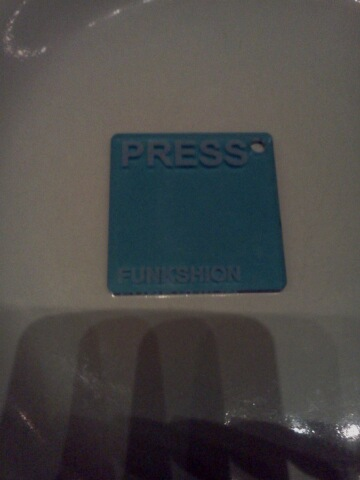 Funkshion Fashion Week Press Pass