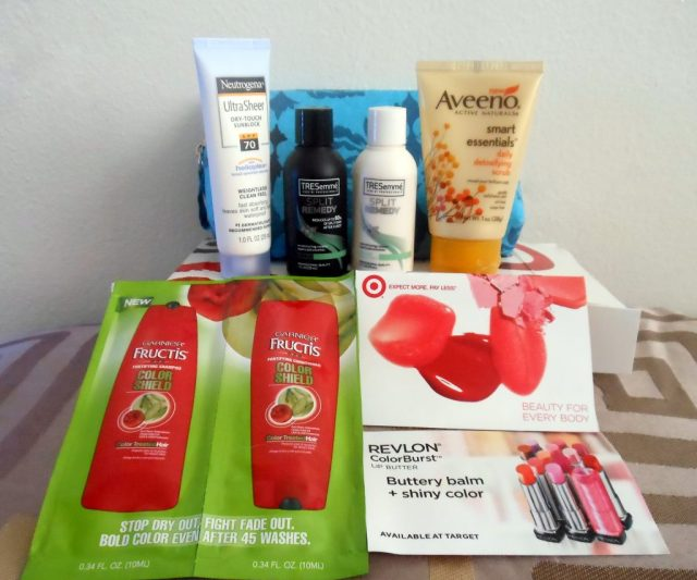 Target Style Summer Beauty Bag!, Target Style, Summer Beauty Bag, Target Beauty Bag