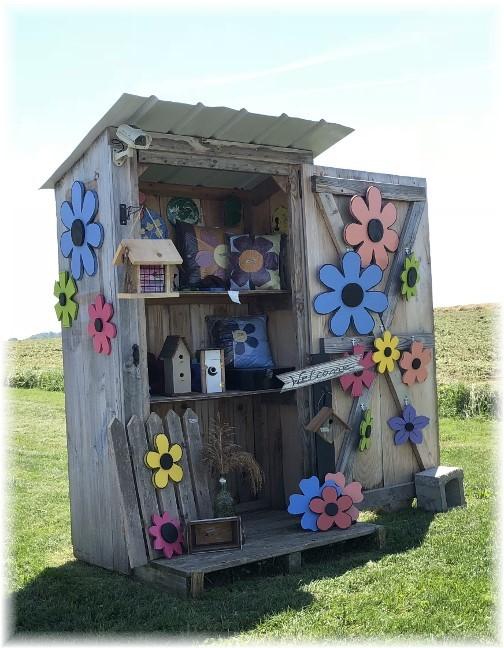 Amish entrepreneurship, Lancaster County, PA 5/24/18