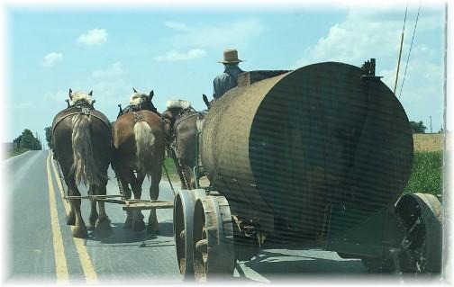 Lancaster County traffic 5/18/17