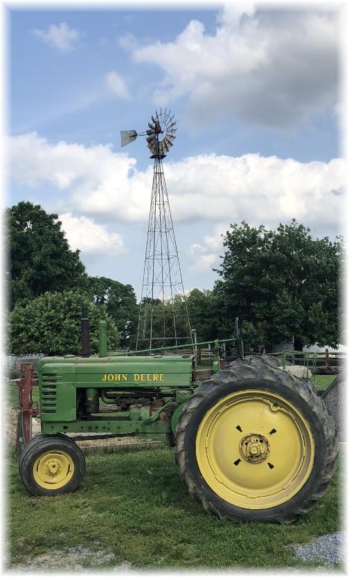 Old Windmill Farm 6/7/18