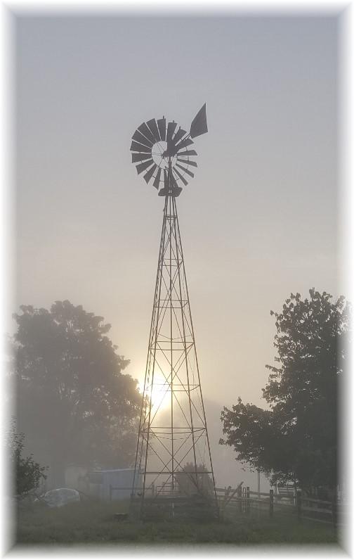 Old Windmill Farm near Paradise, PA 9/28/16