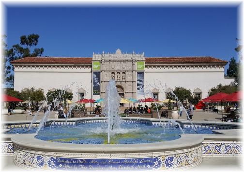 San Diego Museum of Art 10/21/16
