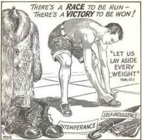Race to run