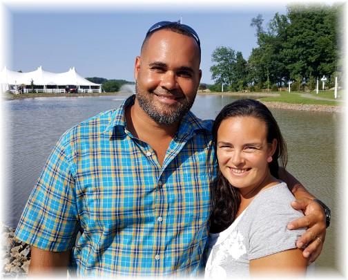 Daniel and Alicia DeLeon 6/15/17 (Click to enlarge)