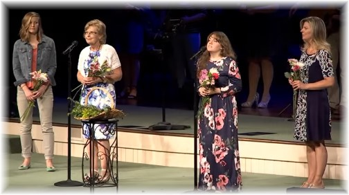 Calvary Church Mother's Day presentation  5/13/18 (Click on image for video)