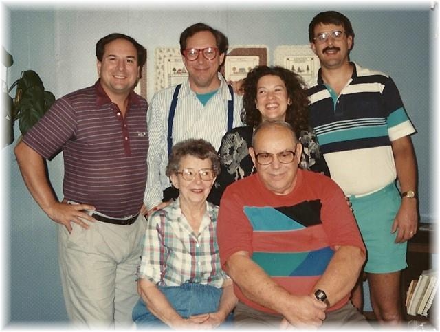 Weber family 1991