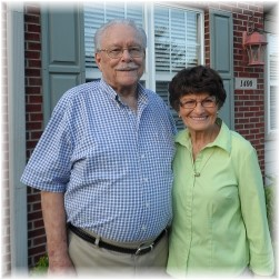 Don and Mary Weber 7/7/13 (Click to enlarge)