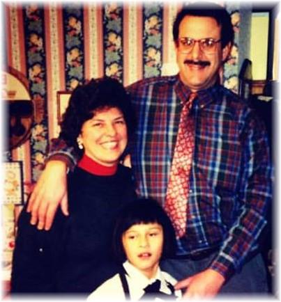 Weber family 1998