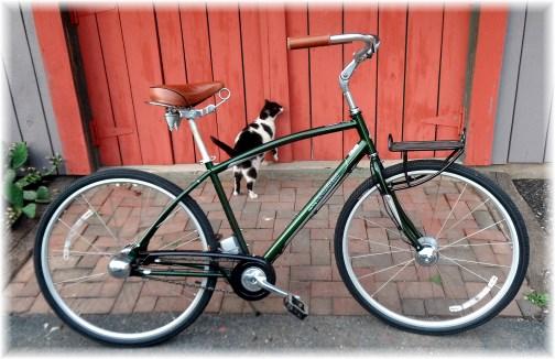 """""""New"""" yard sale bike with auto shifting 6/28/13"""