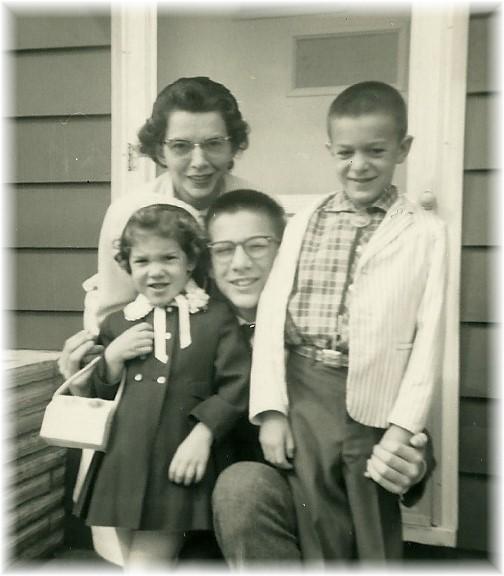 Weber family 1962