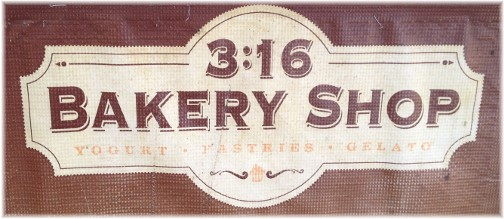 3:16 Bakery Shop in San Clemente, CA