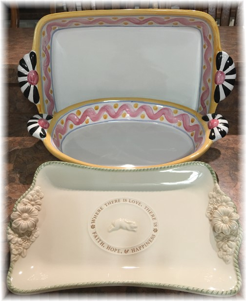 Fancy pottery 2/17/16