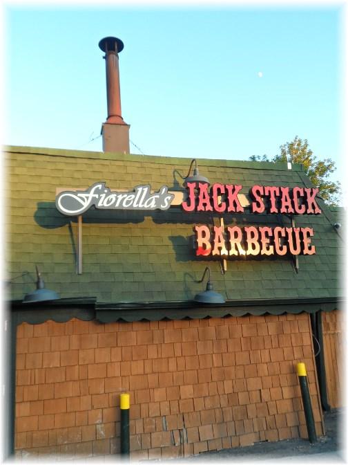 Jack Stack BBQ 7/17/13