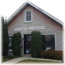 Shuey's pretzels, Lebanon, PA 2/28/18