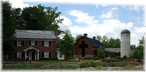 Billy Graham childhood home