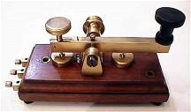 Telegraph machine