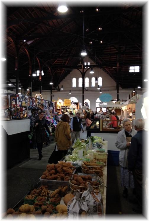 Lancaster Central Market 12/19/14