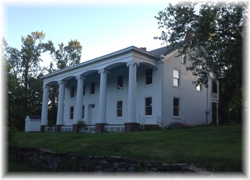 Donegal Mills Plantation (Click to enlarge)