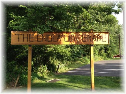 Enola Low Grade bike trail 6/21/15