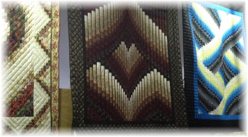 Haiti Benefit Auction quilts 7/17/15