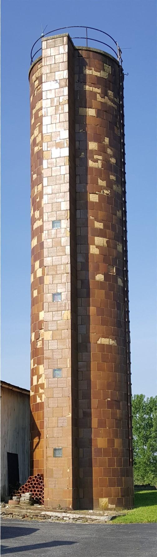 Long Lane silo 5/27/16