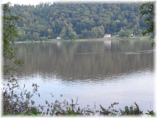 Susquehanna River near Marietta, PA 6/16/13