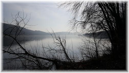 Susquehanna River from Marietta, PA 3/27/17