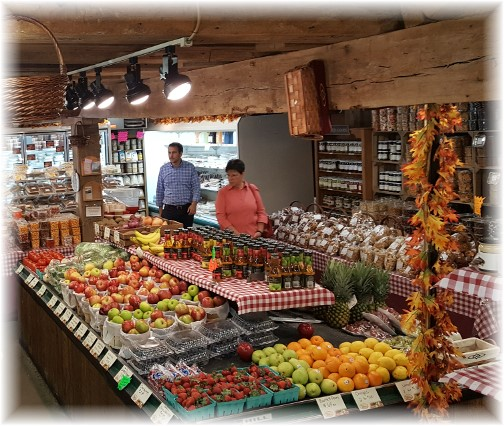 Village Farm Market 10/6/16