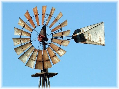 Lancaster County windmill (photo by Nick Nichols)