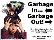 Garbage in/garbage out
