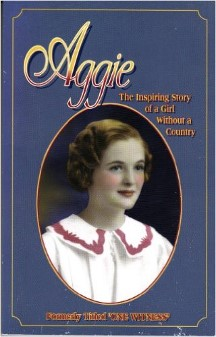 Aggie book cover