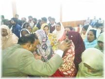 Pakistan gospel meeting
