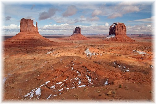 Awesome Wonder, Monument Valley (Photo by Howard Blichfeldt)
