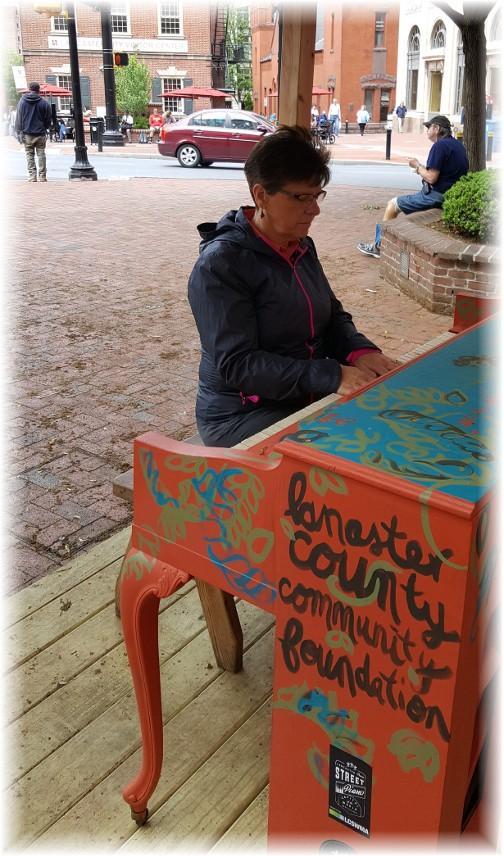 Lancaster public piano 5/26/17