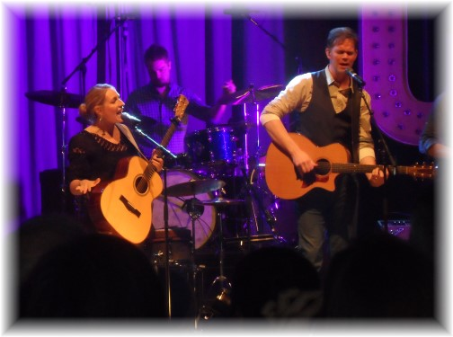 Laura Story, Jason Gray Concert 11/3/13