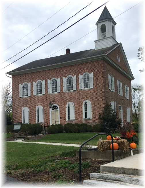 Bindnagle Evangelical Lutheran Church 10/10/17
