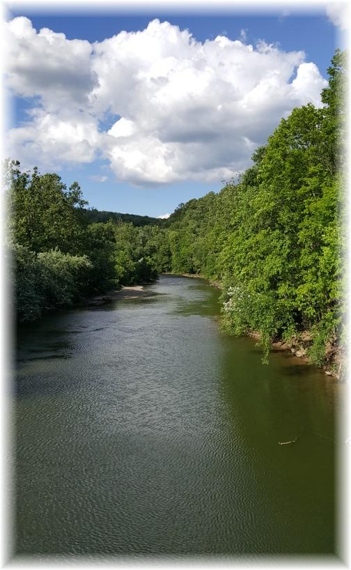 Fishing Creek, Bloomsburg, PA 6/27/17