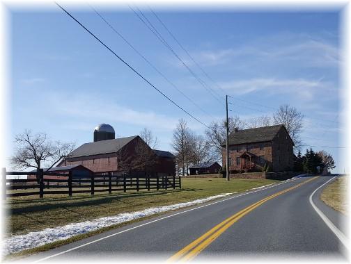 Lebanon County farm 12/20/16 (Click to enlarge)