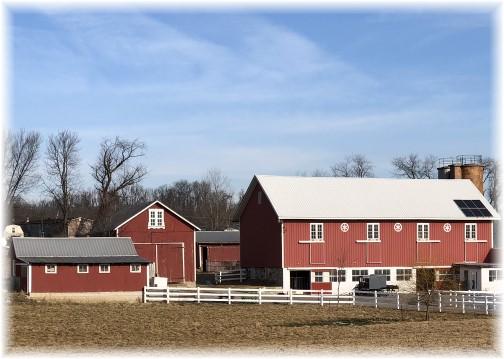 Lebanon County barns 2/13/18
