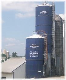 Lebanon County silo